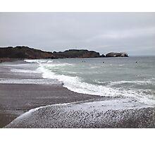 Marin Headlands Beach Photographic Print
