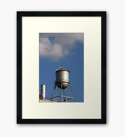 Untitled - WT 15 Framed Print