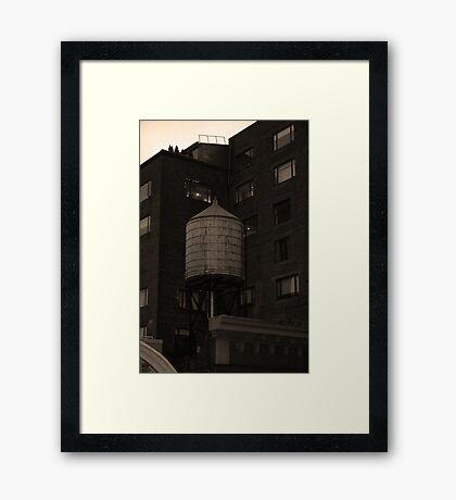 Untitled - WT 14 Framed Print