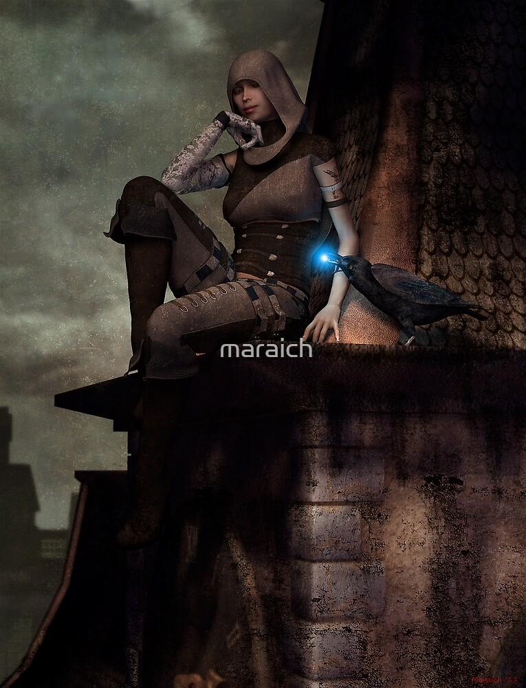 The Star Thief by maraich