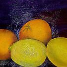 Oranges and lemons by vickimec