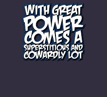 With Great Power Unisex T-Shirt
