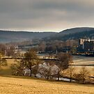 Chatsworth House by Chris Tait