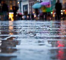 Shopping in the rain by SJAPhoto