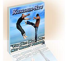 DVD Reflection Photographic Print