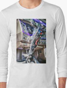 BIG RIG INTERIOR Long Sleeve T-Shirt