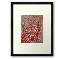 Things I Should Have Said (About Bacon) Framed Print