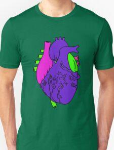 Heart Arty verison colour  T-Shirt