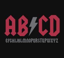 Abcd Parody by LuckyShirt505