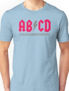 Abcd Parody Unisex T-Shirt