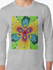Color Chips 1 Long Sleeve T-Shirt