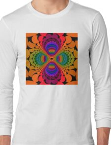 Color Chips 2 Long Sleeve T-Shirt