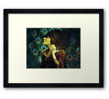 Destiny's Hour Framed Print