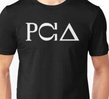 PCA White Unisex T-Shirt