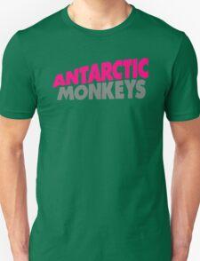 Antarctic Monkeys parody T-Shirt