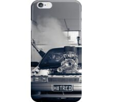 H8TRED Tread Cemetery Burnout iPhone Case/Skin