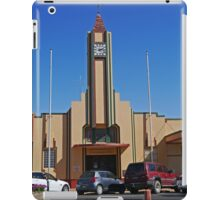Council Chambers, Goondiwindi, Queensland, Australia iPad Case/Skin