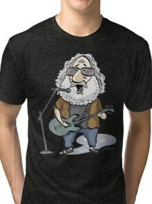 Jerry Garcia Tri-blend T-Shirt
