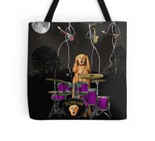 Scream Unplugged Tote Bag