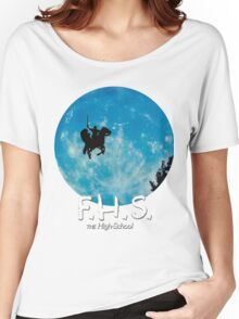 F.H.S. - ET Inspired Design Women's Relaxed Fit T-Shirt
