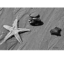 On the Beach #4 Photographic Print