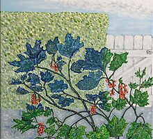 Redcurrant Berries by sandidobe