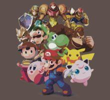 Super Smash Friends 64 by balorart