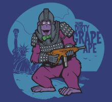Damn Dirty Grape Ape! by Captain RibMan