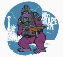 Damn Dirty Grape Ape! One Piece - Long Sleeve
