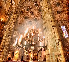 Jerónimos candles by terezadelpilar~ art & architecture