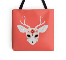 Dia De Los Muertos Deer V2 Tote Bag