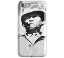 """General Lewis """"Chesty"""" Puller iPhone Case/Skin"""