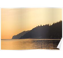 Whidbey Island Poster