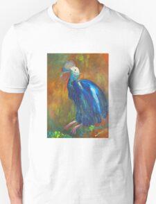 Mega Fauna - Giant Cassowary Unisex T-Shirt
