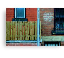 2G351 - bk. greenhow walk Canvas Print