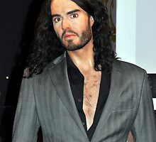 Russell Brand by Sam Halford