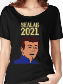 SEALAB 2021 Women's Relaxed Fit T-Shirt