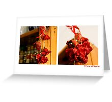 4-52 Spicy Greeting Card