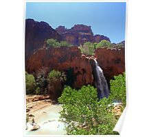 Havasu Falls 2 Poster