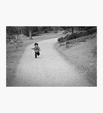 Born Free Photographic Print