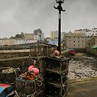Tenby Harbour. by Roly01