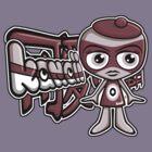 Outlaw Mascot Tag by KawaiiPunk