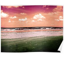 Surrealistic Seascape III Poster