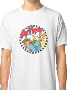 Arthur and DW Classic T-Shirt