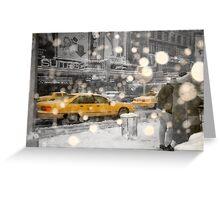 New York 93 Greeting Card