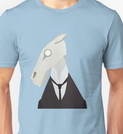 Brook Horse Unisex T-Shirt