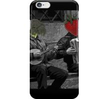 Musical Produce iPhone Case/Skin