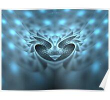 The Escher Wind Fairy Queen Poster