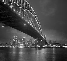 Sydney Harbour Bridge by Timo Balk