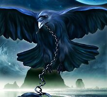 Raven Love by Kerri Ann Crau